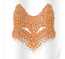 Fox Crumble Poster