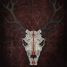 Demon Deer by Sybille Sterk