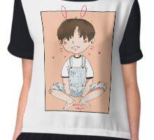 BTS bunny Jungkookie Chiffon Top