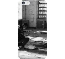 The Past is Dying iPhone Case/Skin