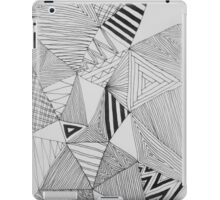 Crazy Pattern iPad Case/Skin