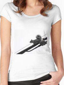 Wire Walker Women's Fitted Scoop T-Shirt