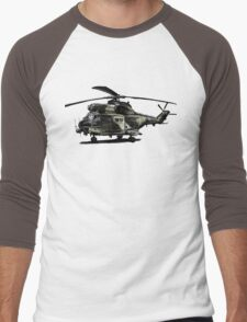Puma Helicopter Men's Baseball ¾ T-Shirt