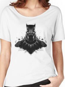 Panther Ink Women's Relaxed Fit T-Shirt