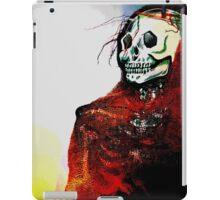 When I Die iPad Case/Skin