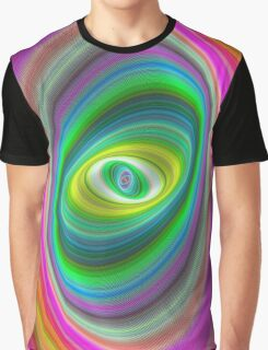 Ellliptical magic Graphic T-Shirt