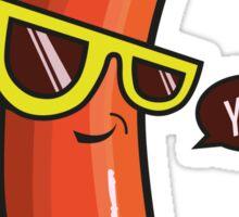 Banger Sausage Sticker