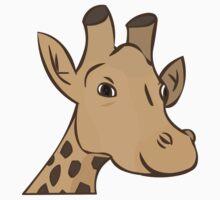 Giraffe by wuggie22