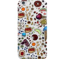 Sweet Tooth Watercolor painting iPhone Case/Skin