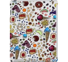 Sweet Tooth Watercolor painting iPad Case/Skin