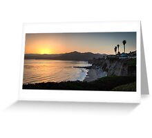 Shell Beach Greeting Card