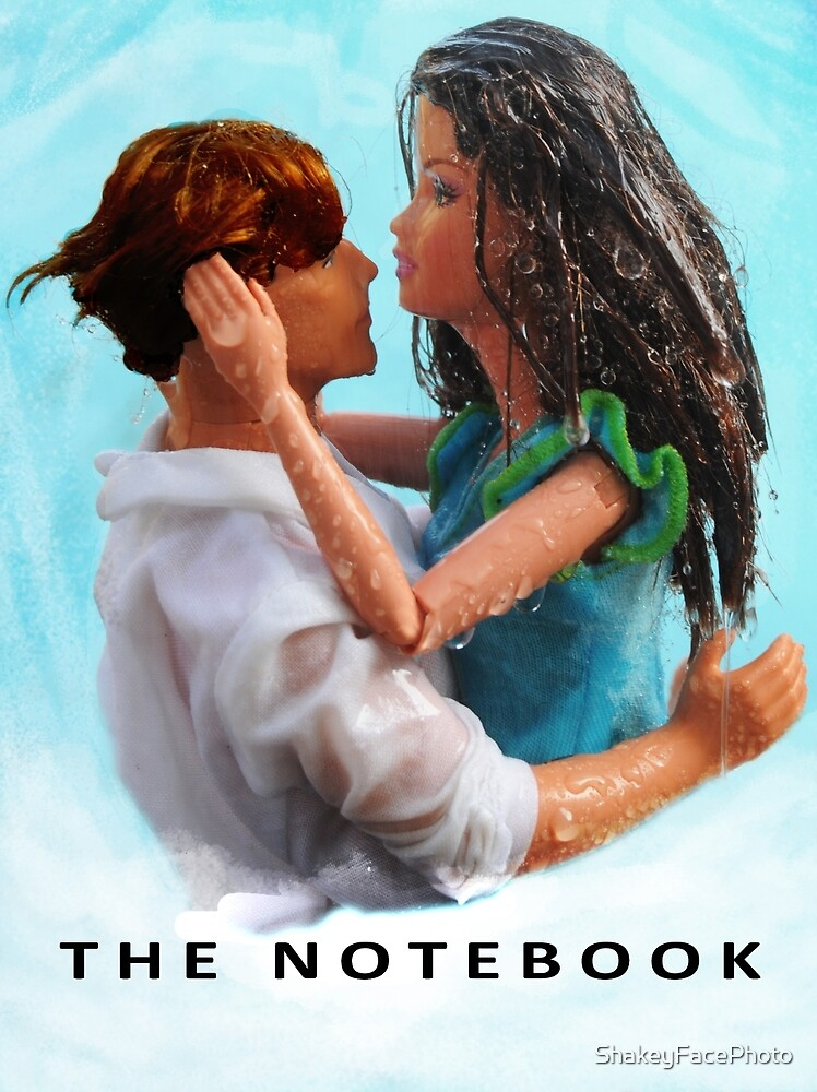 A Plastic World - The Notebook by ShakeyFacePhoto