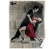 midnight tango Poster