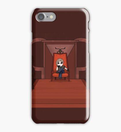 Chibi Leon S. Kennedy iPhone Case/Skin