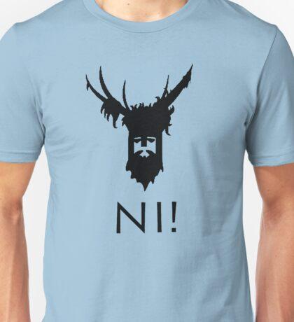 MONTY PYTHON NI KNIGHTS (2) Unisex T-Shirt