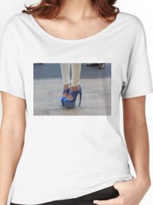 """High Fashion""  NY Fashion Week Women's Relaxed Fit T-Shirt"
