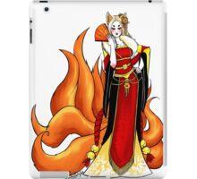 Mistress Kitsune iPad Case/Skin