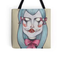 Scary Bows Tote Bag