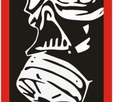 allrightsreversed1984 Sticker