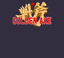 GOLDEN AXE TITLE SCREEN Unisex T-Shirt