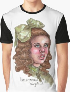 Sara Crewe Graphic T-Shirt
