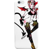 Sexy Devil 2 iPhone Case/Skin