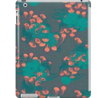 Medusa / Crazy Jellyfish Blue Atoll iPad Case/Skin