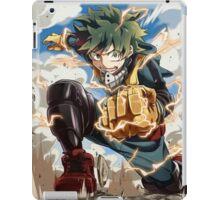 My Hero Academia - Izuku Midoriya iPad Case/Skin
