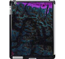 USGS TOPO Map Alaska AK Skagway A-3 359192 1954 63360 Inverted iPad Case/Skin