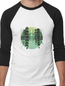 Misty Marsh Men's Baseball ¾ T-Shirt