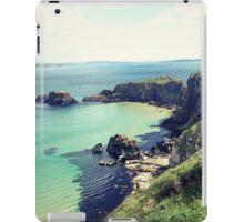 Ireland coast iPad Case/Skin