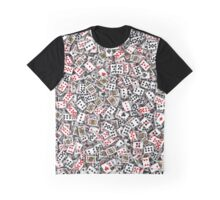 Playing cards 2 Graphic T-Shirt