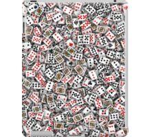 Playing cards 2 iPad Case/Skin