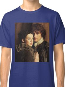 Claire And Jamie Outlander Classic T-Shirt