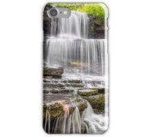 West Milton Cascades iPhone Case/Skin