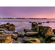 Shelly Beach, Manly Photographic Print