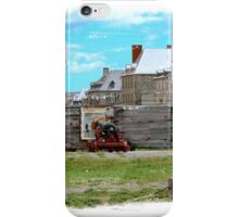 Louisbourg Fortess iPhone Case/Skin