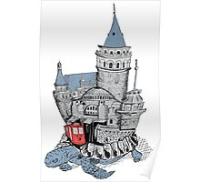 Once Upon a Time Istanbul Poster