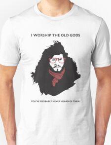 Hipster Jon Snow T-Shirt