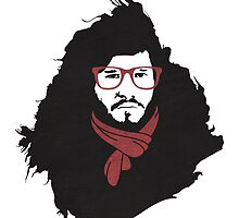 Hipster Jon Snow by Stephen92