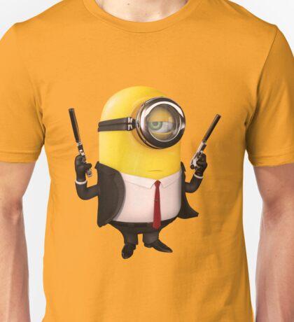 Minions Hitman Unisex T-Shirt
