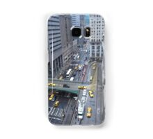 """""""Above It All""""  Grand Central Station Samsung Galaxy Case/Skin"""