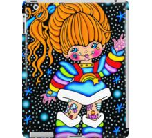 sugar rainbow iPad Case/Skin