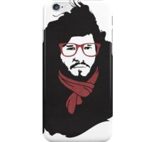 Hipster Jon Snow iPhone Case/Skin