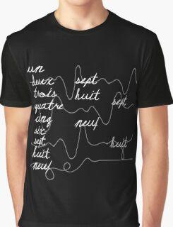 Sept huit... Graphic T-Shirt
