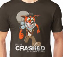 Crashed Unisex T-Shirt