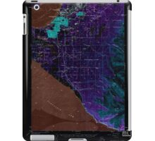 USGS TOPO Map Alaska AK Anchorage A-8 353956 1952 63360 Inverted iPad Case/Skin