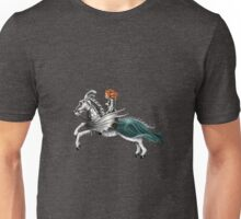 Mounted Knightess Unisex T-Shirt