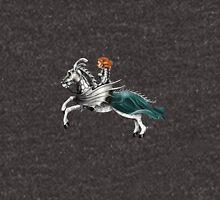 Mounted Knightess Unisex T-Shirt