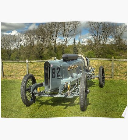 Vintage Racing Car - the 1918 Mitchell Poster